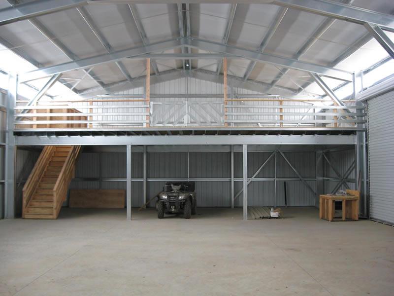 Garage Steel Building Kits for Sale